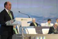 El presidente de Iberdrola, Ignacio Galán.