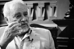 """Julio Anguita: """"Les preocupa que los perroflautas estén en las instituciones"""""""