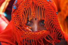 Karachi ( lt;HIT gt;Pakistan lt;/HIT gt;).- A Pakistani working woman attends a rally to demand works rights on the International Labour Day, Karachi, lt;HIT gt;Pakistan lt;/HIT gt;, 01 May 2019 (reissued 14 May 2020). Orange is the color that envelopes tires that burn in the streets during social unrest and the flames that turn structures to ash during four-alarm fires. It is the color of the lava that flows down the facades of volcanoes and the color of fireworks that illuminate the skies as people gather to celebrate the new year. (Incendio) EPA/ ATTENTION: This Image is part of a PHOTO SET