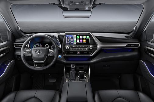 Está equipado con la versión más reciente del Toyota Safety Sense.