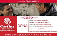 Campaña de Cáritas Diocesana 'Cada gesto cuenta'.