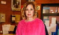 La diseñadora Ágatha Ruiz de la Prada.