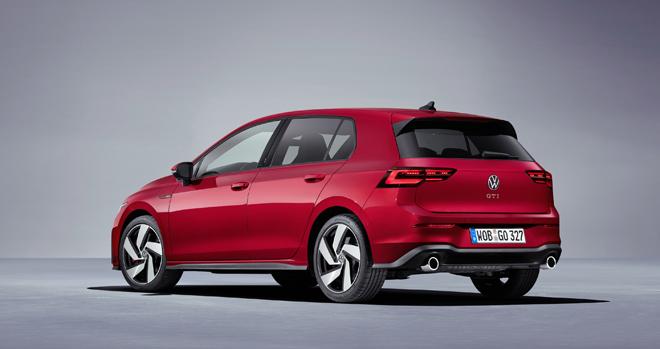 Nuevo Volkswagen Golf GTI: desafiar a la física