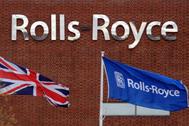 Fábrica de Rolls Royce en Allenton, Reino Unido.