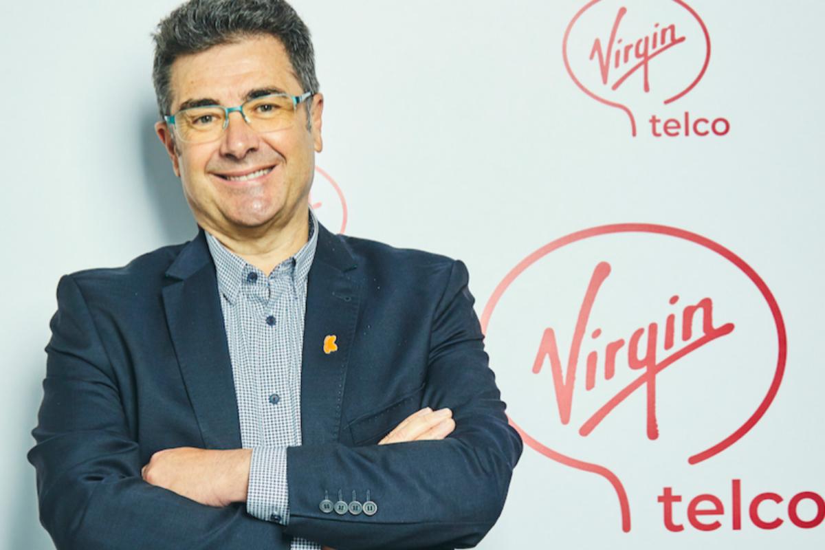 José Miguel García, CEO de Euskaltel