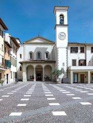 El pueblo de Florencia que se ha inventado una fórmula para la distancia social