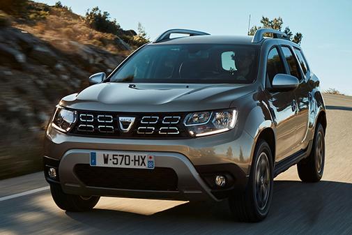 El Dacia Duster Prestige1.0 Tce llega también este mes de mayo.