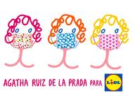 Lidl y Agatha Ruiz de la Prada se unen para lanzar su primera colección de mascarillas solidarias y reutilizables