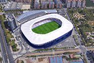 Imagen virtual de la cubierta del Ciutat de València.