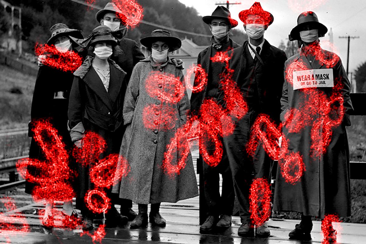 Los diez virus que cambiaron la Historia