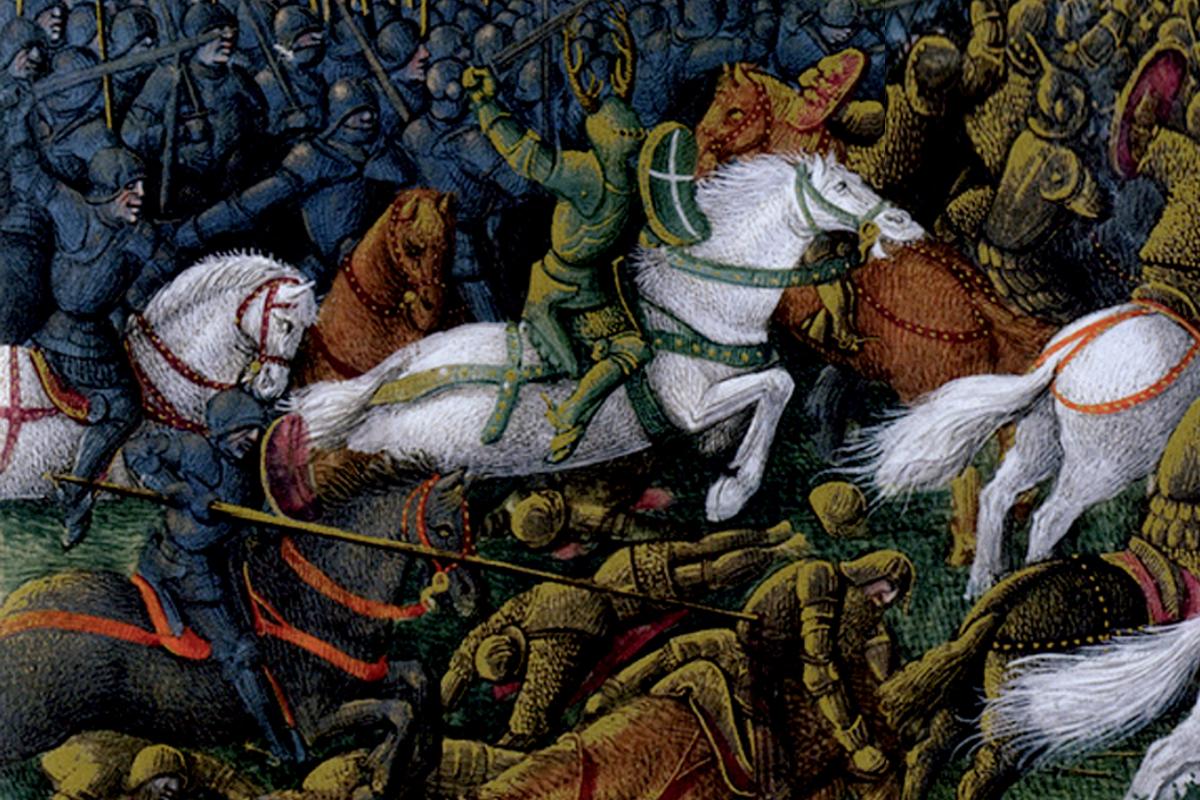 El 'Caballero Verde' español que derrotó dos veces a Saladino