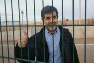Lledoners amplía la semilibertad de Jordi Sànchez y le permite salir a trabajar