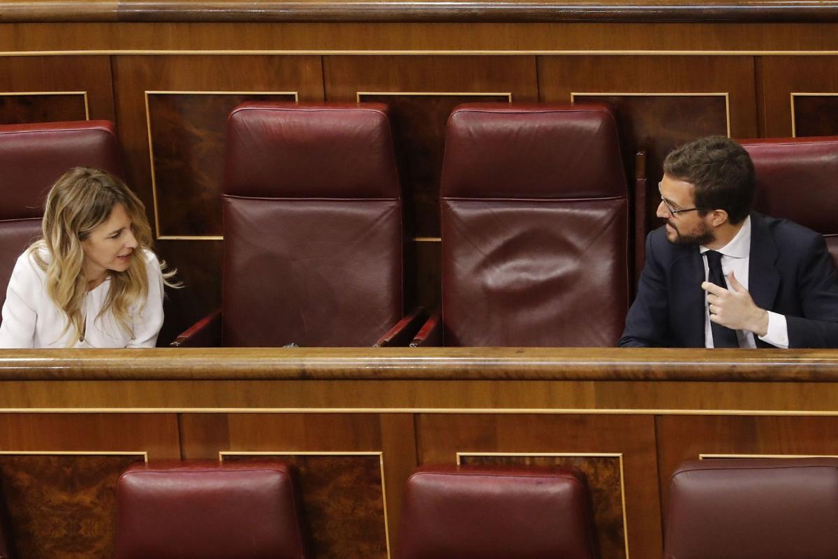 El PP vaticina ya la ruptura del Gobierno del PSOE y Unidas Podemos