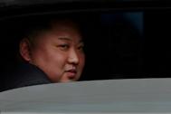 El líder de Corea del Norte, Kim Jong-un, en una imagen de archivo.