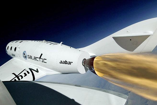 Así es el avión supersónico de turismo espacial que preparan Virgin y la NASA por 210.000 euros el billete