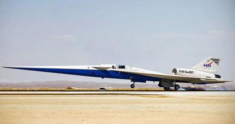 Virgin y la NASA se alían para volar a gran velocidad.