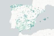 Así ha contagiado el coronavirus al mercado laboral español: adiós en un mes al empleo de Baleares