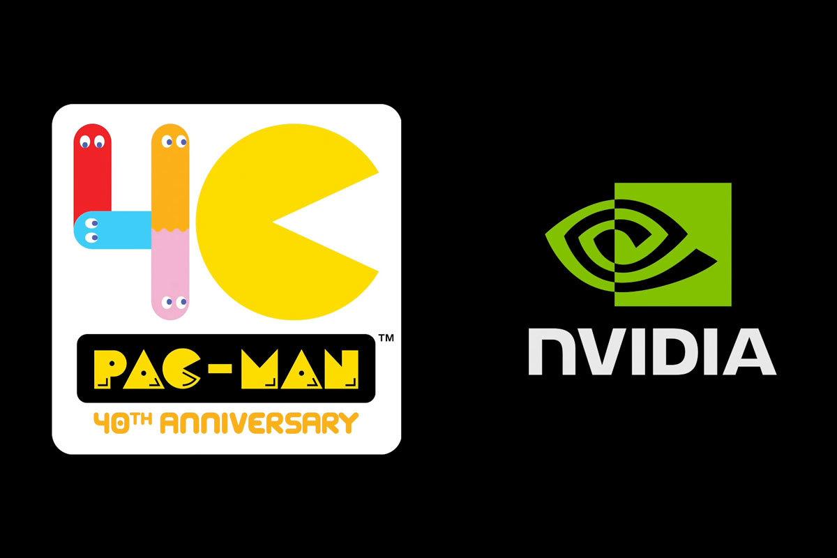 Nvidia recrea Pac-Man por su 40 aniversario usando una inteligencia artificial única