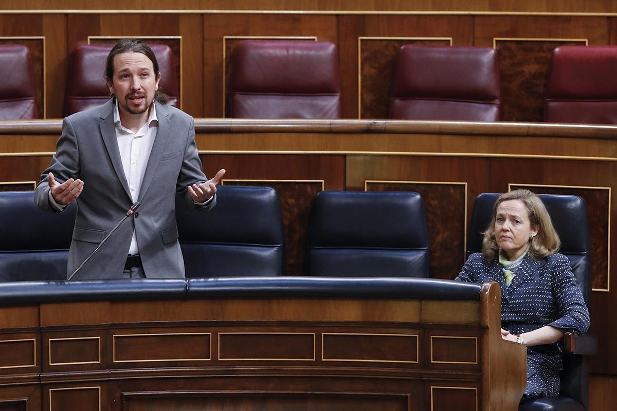 Los barones del PSOE hacen causa con Nadia Calviño contra Bildu y Pablo Iglesias
