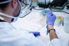 Investigación en el hospital de La Paz de Madrid.