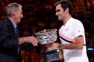 Los motivos de Federer para seguir sin entrenamientos