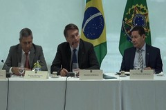 """Así quiso Bolsonaro interferir en la Policía: """"No voy a esperar a que jodan a mi familia"""""""