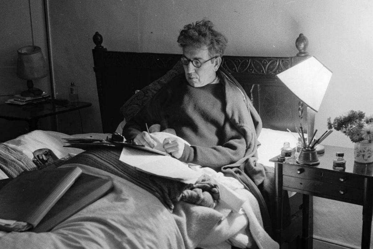 Robert Graves.