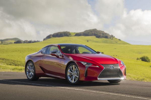 El Lexus LC 500h sigue a la búsqueda de la perfección