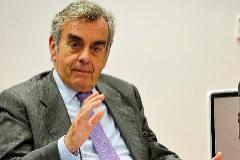 El presidente de Asociación Nacional de Grandes Empresas de Distribución, Alfonso Merry del Val.