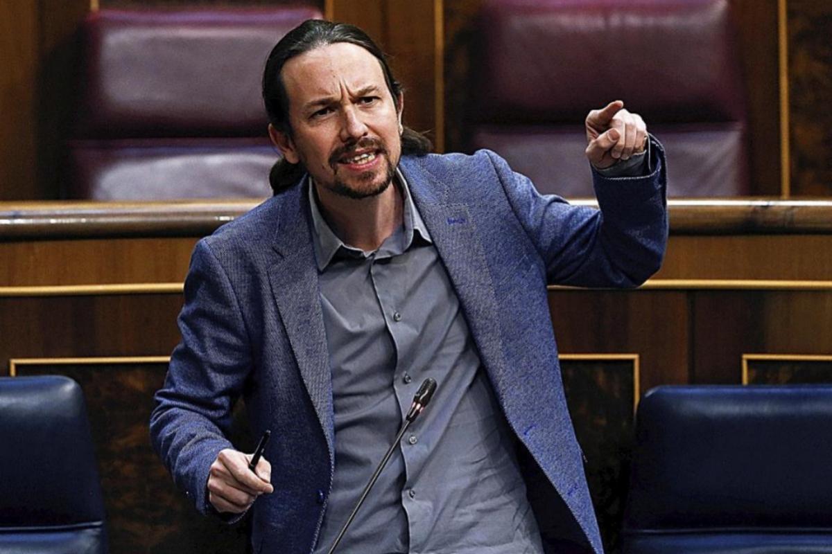 """Pablo Iglesias recomienda """"pomadita"""" a los que no quieren a Podemos gobernando España y tienen """"deseos golpistas"""""""