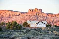 Glamping en los parques nacionales de EEUU: distancia social bajo las estrellas