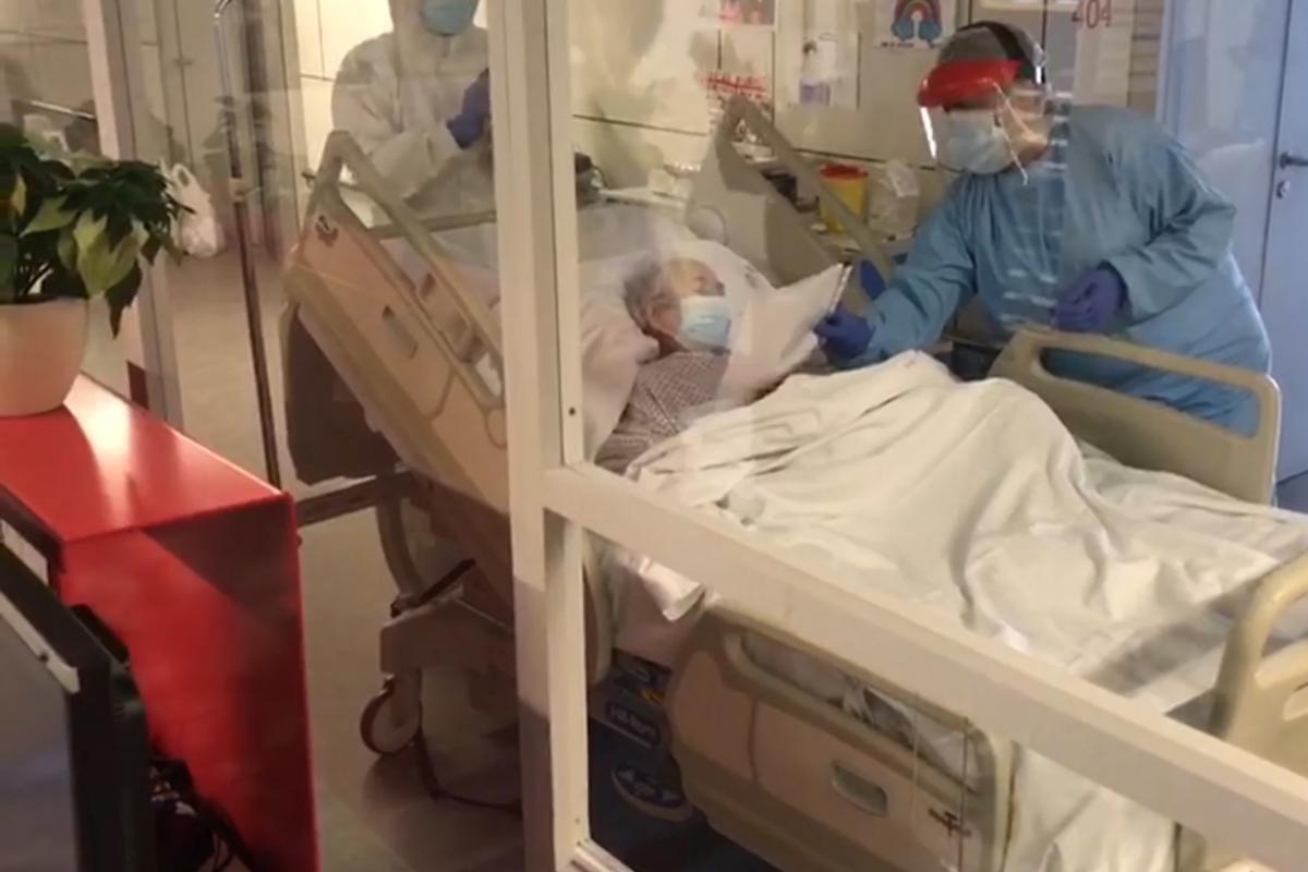 Muere a los 102 años la monja gallega que venció al coronavirus