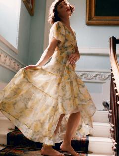 El estilo boho que anima: vestido de & Other Stories