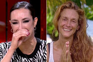 Adara rompe a llorar tras hablar con su madre en Supervivientes 2020