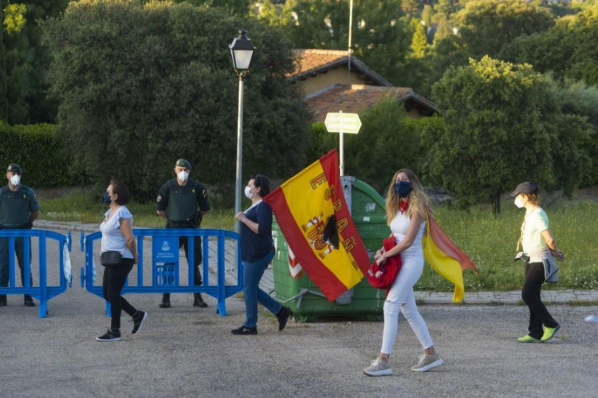 Marlaska destituye al jefe de la Guardia Civil en Madrid en medio de la polémica por la seguridad de Pablo Iglesias