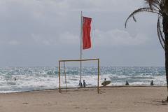 Playa de San Juan de Alicante.