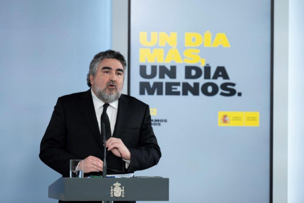 """Uribes habla con Victorino y se compromete a reunirse con el sector """"en los próximos días"""""""