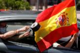 La manifestación del domingo en Málaga