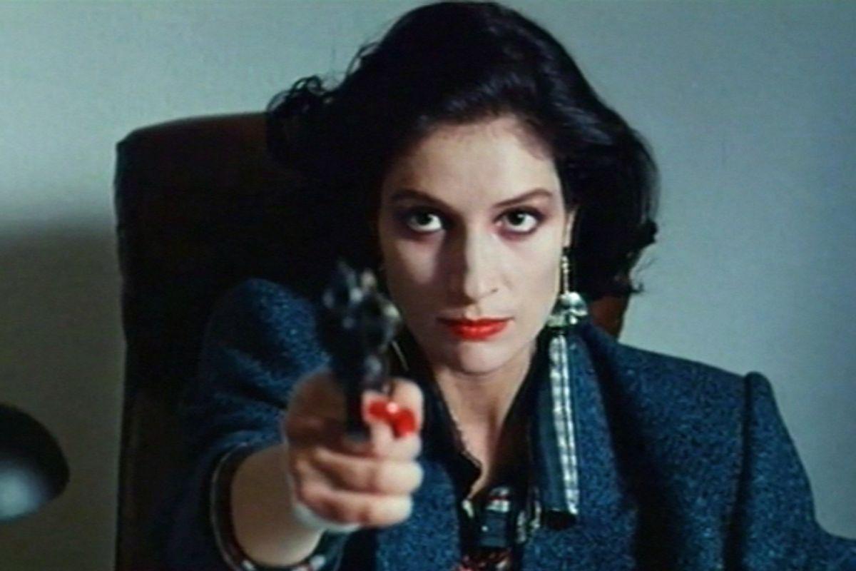 Assumpta Serna en 'Matador' (1986), de Pedro Almodóvar.