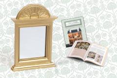"""Ya a la venta """"Espejo chimenea + fascículo"""" por sólo 8,99 euros"""