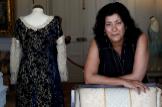 Almudena Grandes representa el prototipo de'charo', contrario a 'cayetana'.