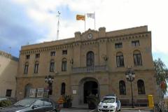 Imagen de archivo de la fachada del Ayuntamiento de Vilassar de Dalt