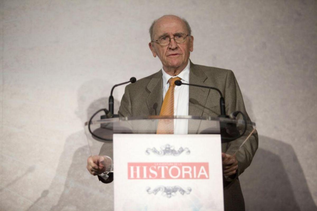 Muere el historiador Miguel Artola a los 96 años