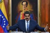 Maduro, a por Guaidó