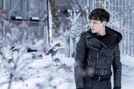 Claire Foy como Lisbeth Salander en 'Lo que no te mata te hace más fuerte'.