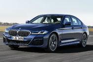 BMW ha optado por una revisión profunda de la generación actual del Serie 5.