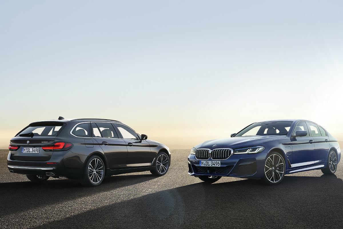 BMW Serie 5 2020: retoques en profundidad