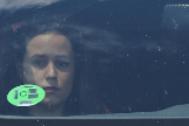 La tristeza de Carolina Monje al abandonar  el piso en el que vivía con Álex Lequio