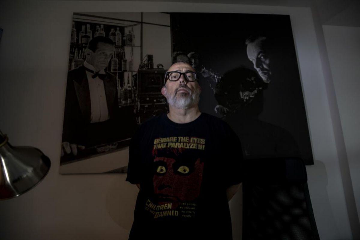 """Álex de la Iglesia: """"A España la define lo macabro, lo grotesco... lo torrezno"""""""