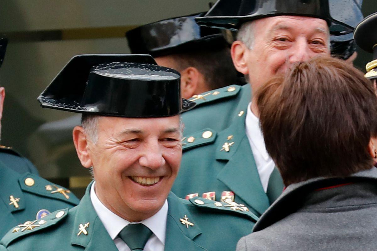 Fernando Grande-Marlaska releva también al 'número tres' de la Guardia Civil en medio del escándalo por la investigación del 8-M